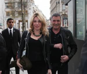 Jean-Marie Bigard et sa femme Lola
