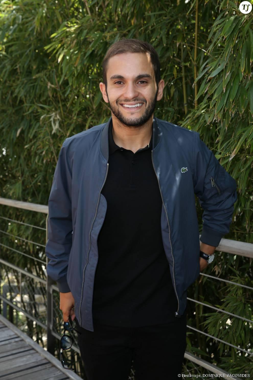 L'humoriste Malik Bentalha