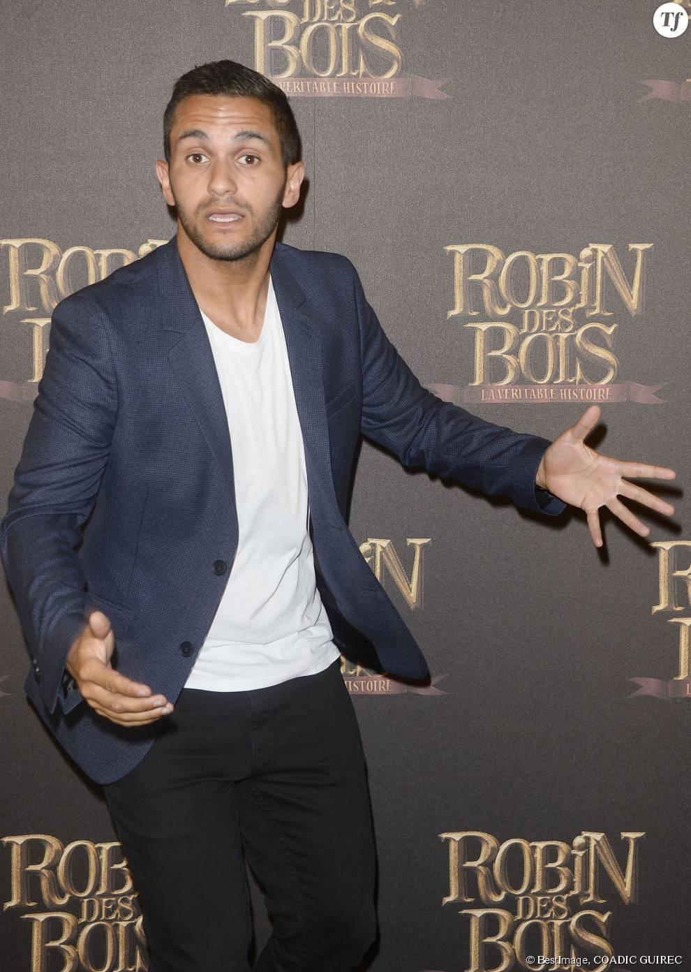"Malik Bentalha - Avant-première du film ""Robin des bois"""