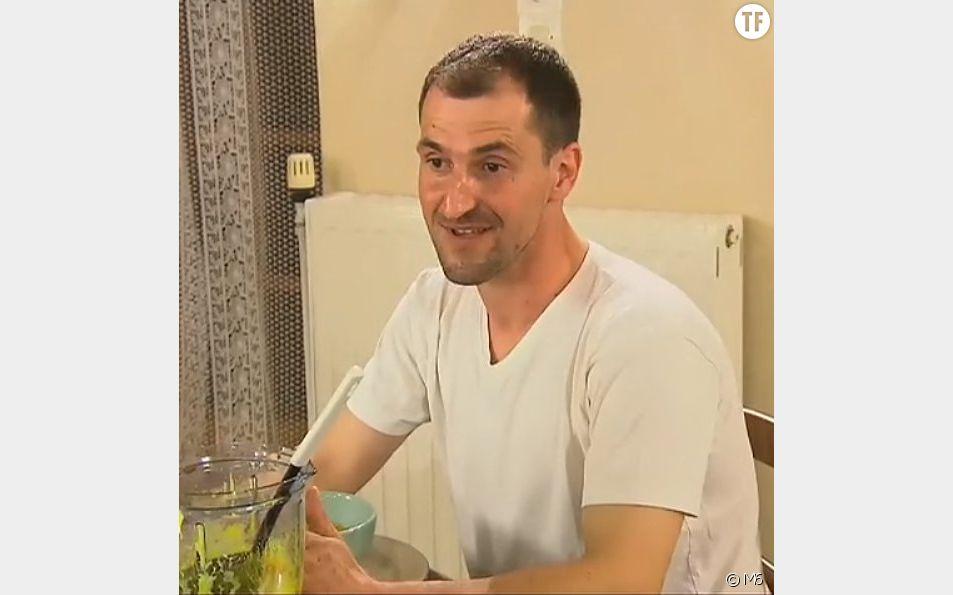 """Jean-Baptiste de """"L'amour est dans le pré"""" 2015."""