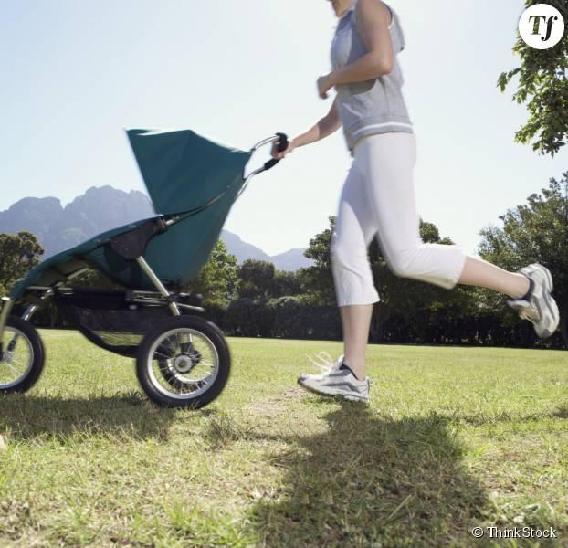 La photo publiée par la marque de poussettes Bugaboo a rendu furieuse de nombreuses mamans.