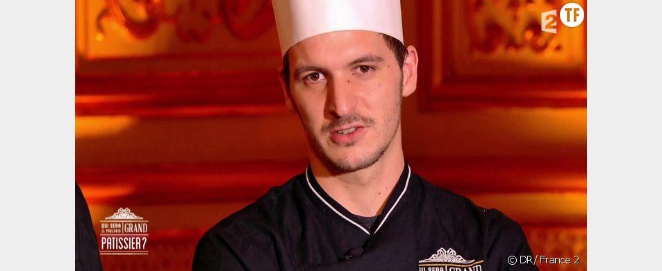 """Grégory Quéré, le gagnant de """"Qui sera le prochain grand pâtissier ?"""""""