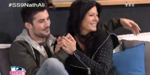 Secret Story 2015 : Nathalie déjà amoureuse d'Ali ? (vidéo)