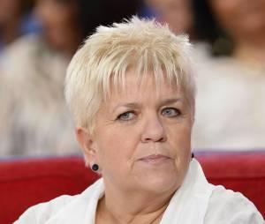 """Mimie Mathy - Enregistrement de l'émission """"Vivement Dimanche"""" à Paris le 25 Fevrier 2015. L'émission sera diffusée le 03 Mars. Invité principal Michel Fugain"""