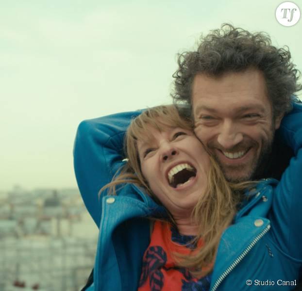 """Vincent Cassel et Emmanuelle Bercot dans """"Mon Roi"""" de Maïwenn"""