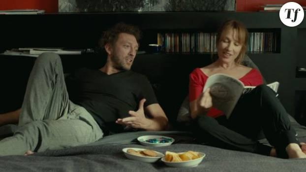 Vincent Cassel et Emmanuelle Bercot en couple toxique