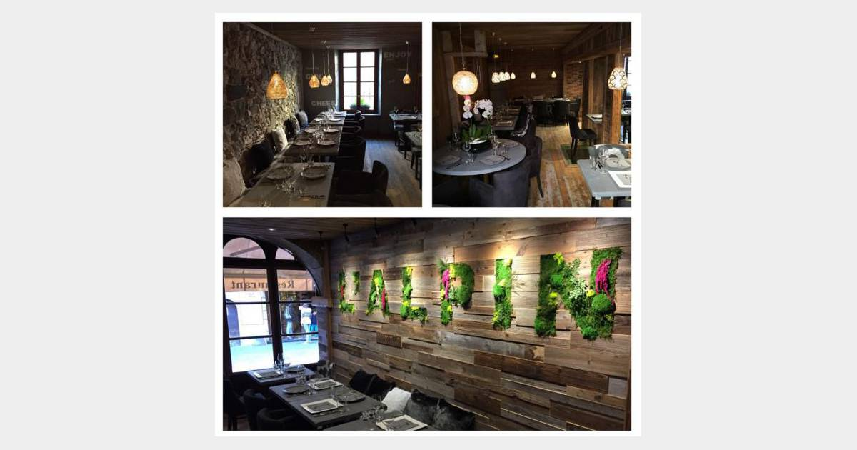 m pokora adresse de son restaurant annecy en collaboration avec fabrice fior se. Black Bedroom Furniture Sets. Home Design Ideas