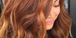 Les cheveux citrouille, la tendance capillaire hautement désirable de cet automne