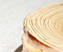 Meilleur Pâtissier 2015 : recette du schichttorte ou gâteau de crêpes de Mercotte