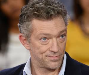 """Vincent Cassel - Enregistrement de l'émission """"Vivement Dimanche"""" à Paris le 14 octobre 2015 et qui sera diffusée le 18 Octobre 2015"""