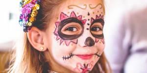 Halloween 2015 : 3 idées de maquillage pour enfants