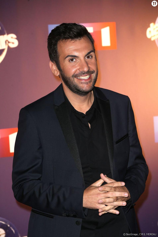 L'animateur de Danse avec les Stars Laurent Ournac