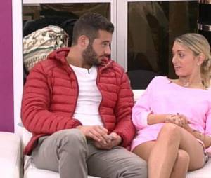 Secret Story 2015 : Mélanie ne sera jamais en couple avec Loïc