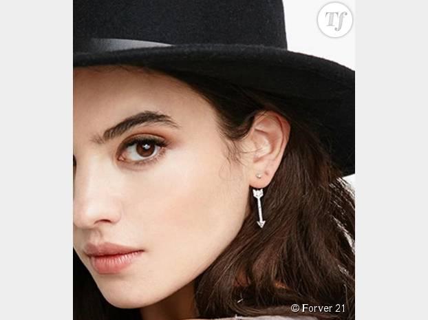 Ear Jacket Forever 21, 4.5 euros