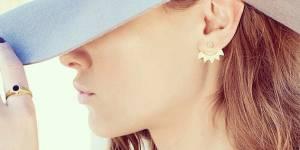 10 ear jackets ravissantes pour parer nos oreilles