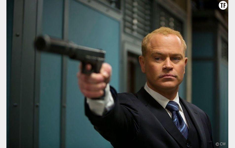 Neal McDonough joue Darhk dans Arrow