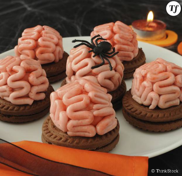 recette de gateau pour halloween facile a faire arts culinaires magiques. Black Bedroom Furniture Sets. Home Design Ideas