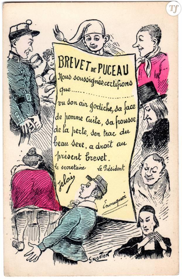 Brevet de Puceau