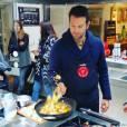 Les Youtubeurs rencontrent Omar Sy et Bradley Cooper à l'atelier des Chefs