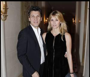 Marc Lavoine et son épouse Sarah