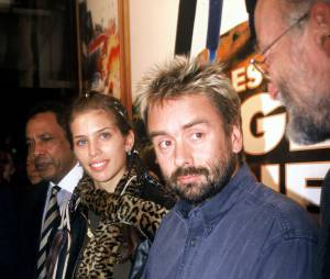 Maïwenn et Luc Besson en 1995