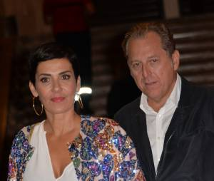 Cristina Cordula et son compagnon Frédéric Cassin