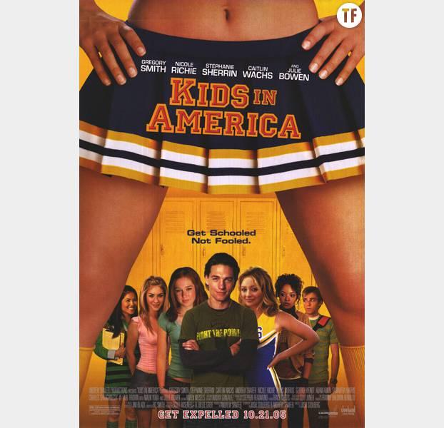 L'affiche du film Kids in America