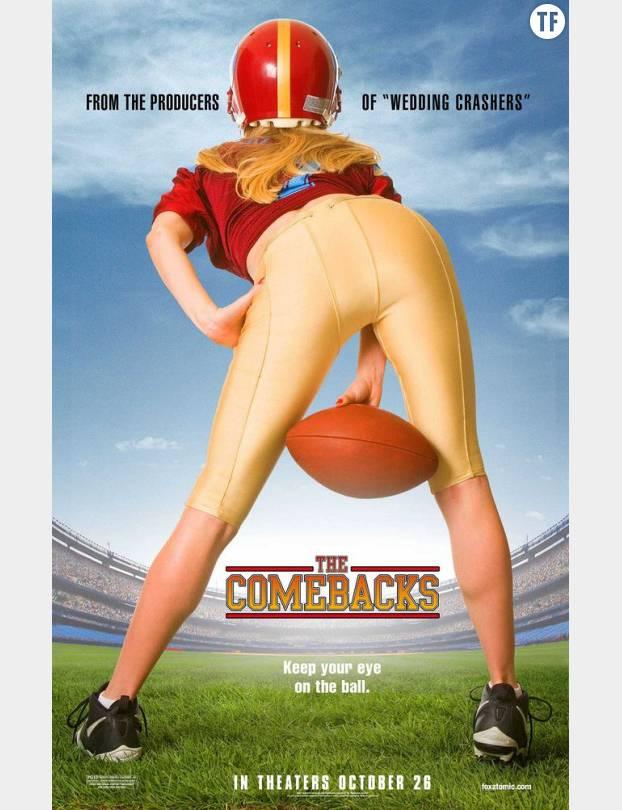 L'affiche du film the Comebacks