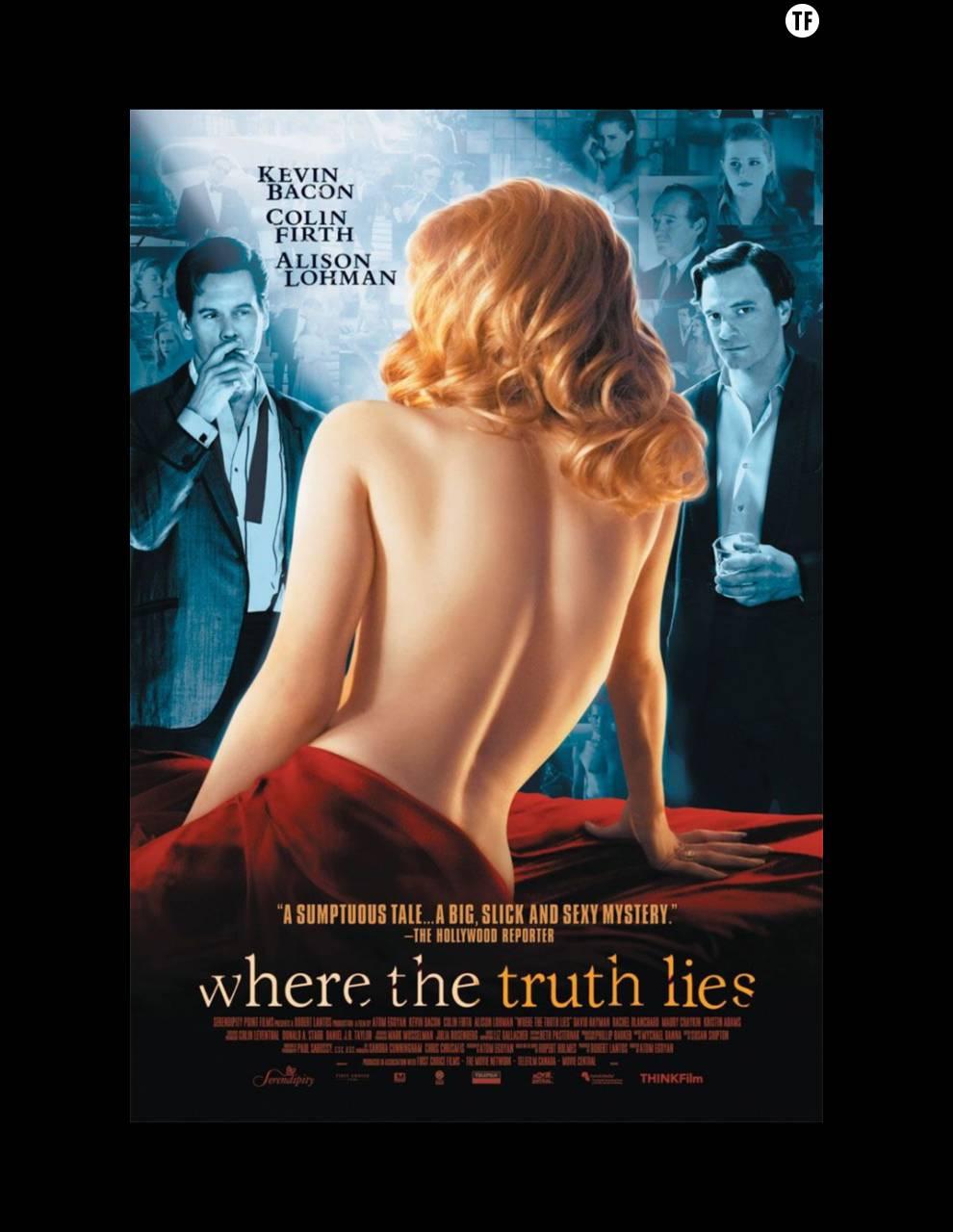 L'affiche du film where The Truth Lies