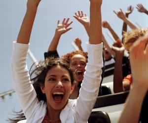 Montagnes russes, films d'horreur... Pourquoi se faire peur est bon pour nous