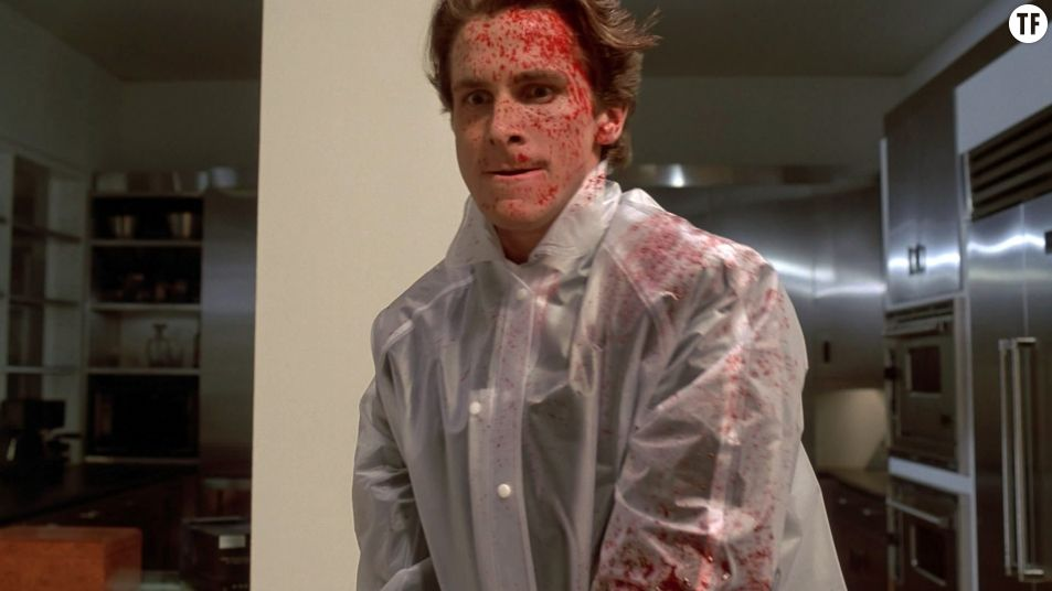 """""""American Psycho"""", avec Christian Bale, adapté au cinéma en 2000"""