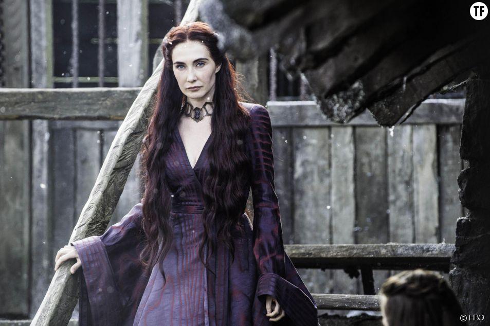 Game of Thrones saison 6 - Carice Van Houten