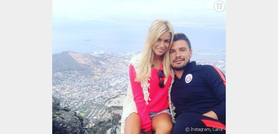 Carla et Kevin des Marseillais South Africa