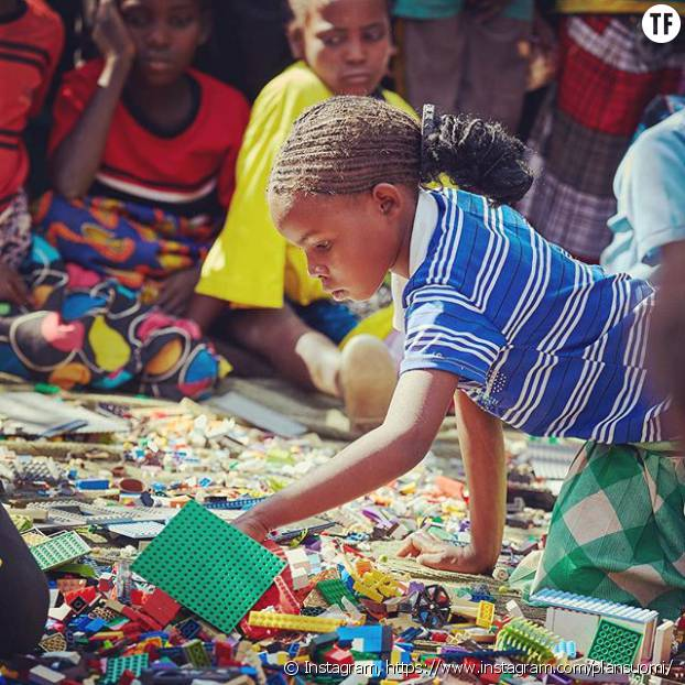 Soutenir une petite fille ses 1000 premiers jours de vie pourrait influer considérablement sur son futur, pour Plan International