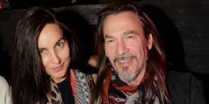 Florent Pagny (The Voice) : fou amoureux de sa femme Azucena et de leurs deux enfants