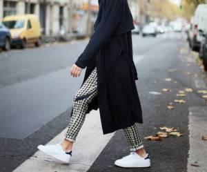 5 idées cool pour porter un pantalon et des baskets au bureau
