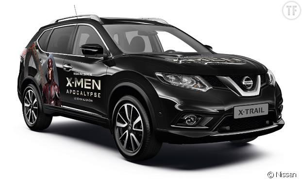 Le crossover Nissan X-Trail sera mis à l'épreuve pendant cette journée X-TRAIL/X-MEN.
