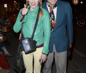 Julie Depardieu et Philippe Katerine