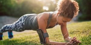 5 minutes de planche ultra-efficaces à faire tous les jours