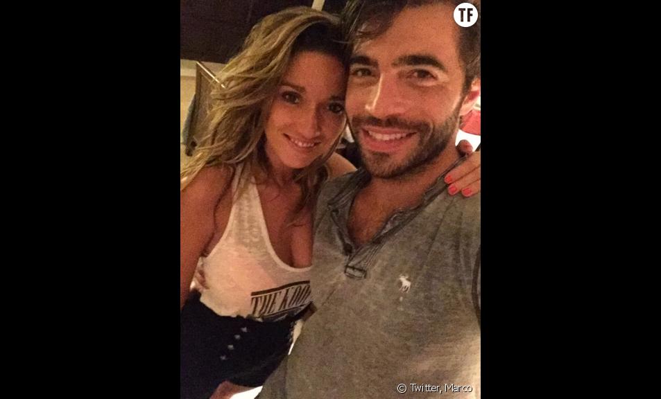 Marco et Linda du Bachelor 2016