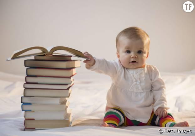 Votre bébé sait lire ?