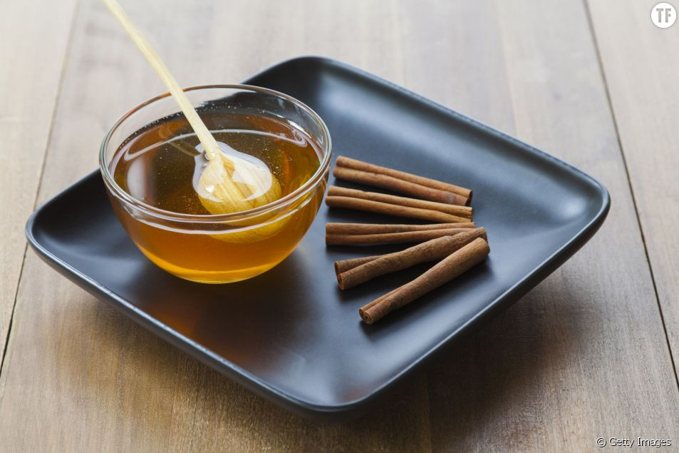 Les bienfaits de la canelle et du miel sur la santé