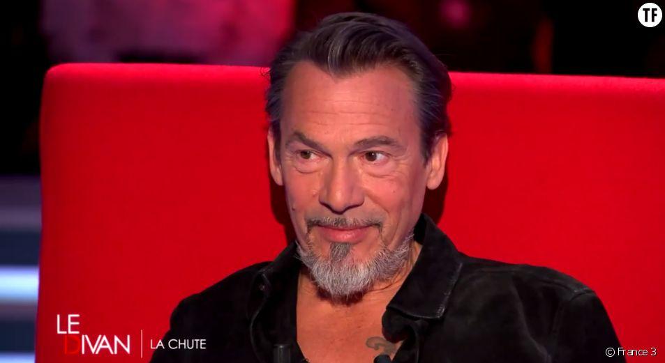 Florent Pagny dans Le Divan de Marc-Olivier Fogiel - émission du mardi 10 mai 2016
