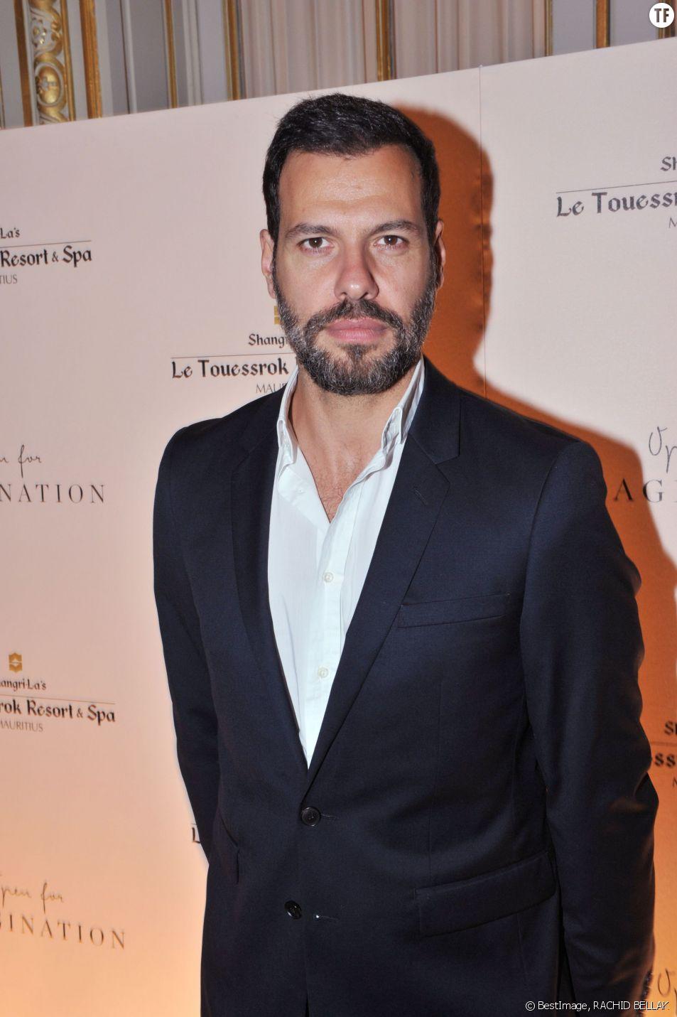 Laurent Lafitte - maître de cérémonie du 69ème Festival de Cannes