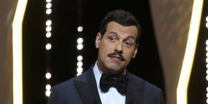 Festival de Cannes 2016 : les internautes peu convaincus par la prestation de Laurent Lafitte