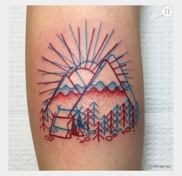 le 3d tattoo : c'est quoi cette nouvelle tendance tatouage