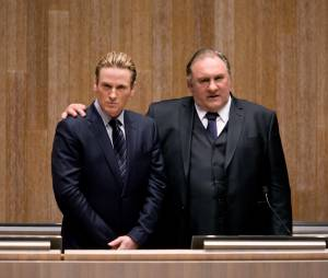 Gérard Depardieu et Benoît Magimel dans Marseille
