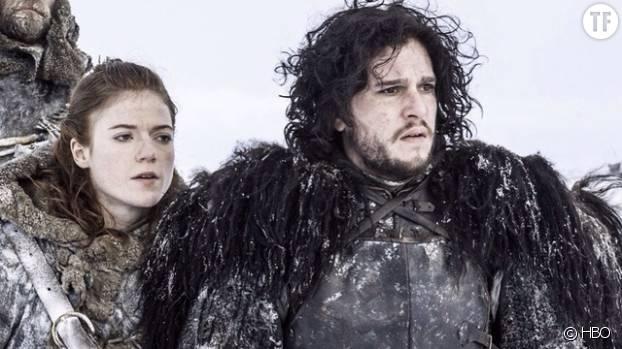 Ne mélangez pas les affaires et le plaisir contrairement à Jon Snow