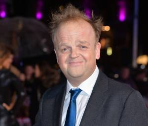L'acteur Toby Jones