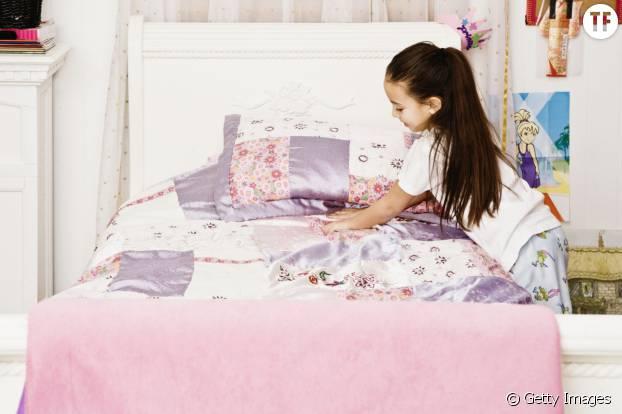 Comme on fait son lit, on se couche